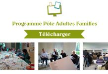 Programme Pôle Adultes/Familles