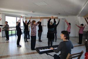 Atelier Musique et mouvement