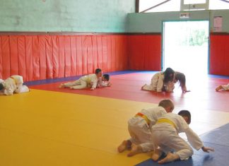 Dojo Anny Courpied