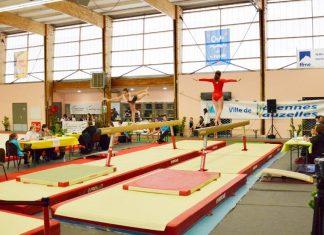 Salle de gymnastique Oscar Robin