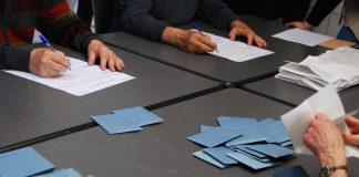 Radiation - listes électorales