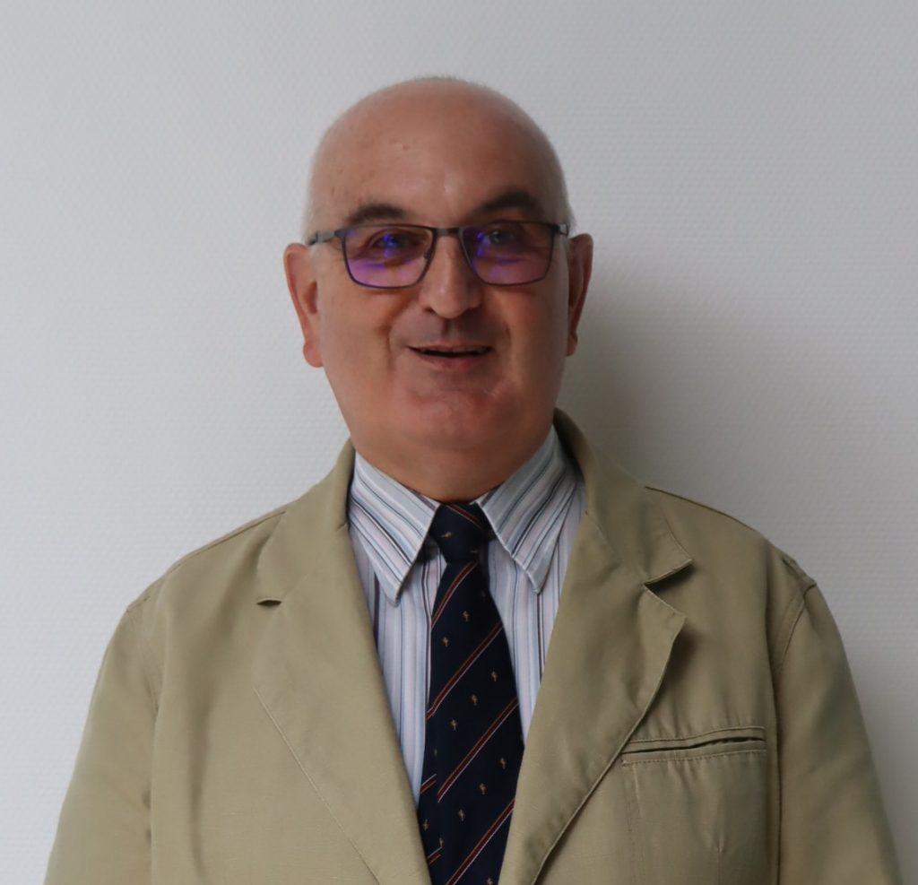 Pascal MARTIN 5ème adjoint, délégation Solidarité, Vie associative, Mémoire